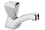Grohe - 	20 151 000 Chrome Plated Basin Tap without Handle