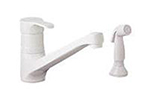 Grohe - 	33 949 L00 WH S/L Kit Faucet w/ Side Spray