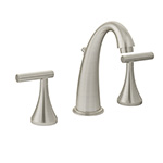 Symmons SLW-4612-STN Wide Spread Faucets