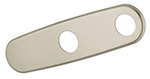 "Grohe 07555EN0 - Two-Hole 10"" Escutcheon"