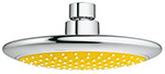 Grohe 114630 - Rainshower Solo Yellow 2.5gpm Head Shower