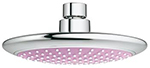 Grohe 114631 - Rainshower Solo Pink 2.5gpm Head Shower