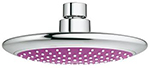 Grohe 114632 - Rainshower Solo Purple 2.5gpm Head Shower