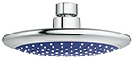 Grohe 114633 - Rainshower Solo Blue 2.5gpm Head Shower