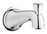 Grohe 13603BE0 - Seabury Diverter Tub Spout
