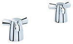 Grohe 18084000 - Arden Cross Hdls (Pair)