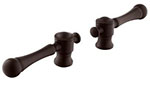 Grohe 18173ZB0 - Bridgeford Lever Hdls (Pair)