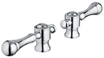 Grohe 18244000 - Bridgeford short handles