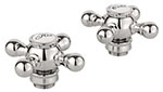 Grohe 18731BE0 - Seabury Cross Handles