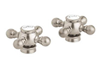 Grohe 18733EN0 - Geneva Cross Hdls Pair