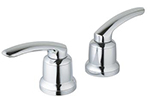 Grohe - 	18 085 000 Chrome Plated Lever Handle