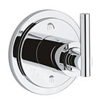 Grohe - 	19 166 000 Chrome Plated 3-Way Div Trim