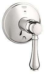 Grohe 19220BE0 - Geneva, 3-Way, Lever
