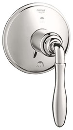 Grohe 19221BE0 - Seabury 3-Way Lever