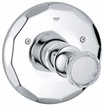 Grohe 19265VP0 - Kensington THM Trim w/ Round Handle