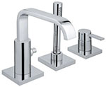 Grohe 19302000 - Allure 3-Hole R/T with Handshower