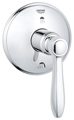 Grohe 19318000 - Somerset 3-way Diverter Trim w/lever hdl