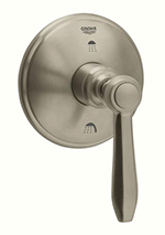 Grohe 19318EN0 - Somerset 3-way Diverter Trim w/lever hdl