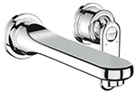 Grohe 19343000 - Veris OHM 2-h wall US