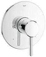 Grohe 19457001 - Concetto PBV trimset shower US