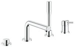Grohe 19576001 - Concetto New  4-hole Roman Tub