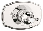Grohe 19725BE0 - Geneva, PBV, Cross Handles