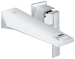 Grohe 19784000 - Allure Brilliant OHM trim bas 2h wall US