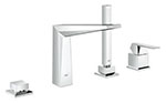 Grohe 19787000 - Allure Brilliant OHM trimset bath 4-h