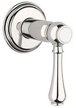 Grohe 19837BE0 - Geneva Concealed Valve Trimset, Lever