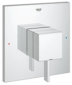 Grohe 19924000 - Eurocube PBV trimset Rapido shower US