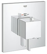 Grohe 19926000 - Eurocube THM trimset Rapido shower US