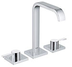 Grohe 20191000 - Allure lever lavatory wide-set