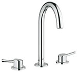 Grohe 20217001 - Concetto lavatory wideset US