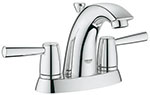 Grohe 20388000 - Arden 2hdl basin 4-inch Centerset US