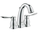 Grohe 20391000 - Parkfield 2hdl basin 4-inch Centerset US