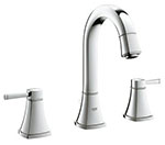 Grohe 20419000 - Grandera 2hdl basin 3-hole high spout US