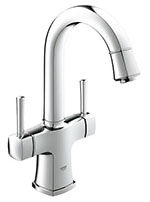 Grohe 21108000 - Grandera 2hdl basin swivel spout US