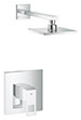 Grohe 23148000 - Eurocube Shower Combo