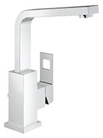Grohe 23184000 - Eurocube OHM basin high spout US