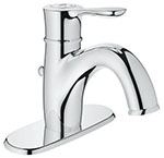 Grohe 23306000 - Parkfield OHM basin 4-inch Centerset US