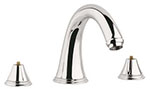 Grohe 25054BE0 - Geneva 3-Hole Bath