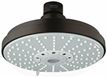 "Grohe 27135ZB0 - Rainshower 6.25"" Showerhead"