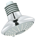 Grohe 27247000 - Euphoria Head Shower Massage, 9.4l