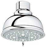 Grohe 27610000 - NTempesta Rustic headshower IV 9,4l US