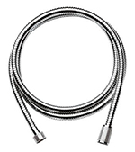 Grohe - 	28 145 000 79-inch  Chrome Plated Metal Hose