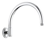 "Grohe 28383000 - 10 1/2"" Traditional Shower Arm"