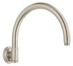 "Grohe 28383EN0 - 10 1/2"" Traditional Shower Arm"