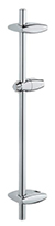 Grohe - 	28 723 000 24-inch-inch Chrome Plated Shower Bar