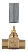 Grohe - 	29 274 000 3/4-inch Wall Mnt Valve Rough-In