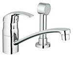 Grohe 31134001 - Eurosmart OHM sink 2-hole, US
